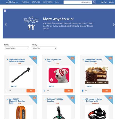 bid websites didabid new highest unique bid auction site