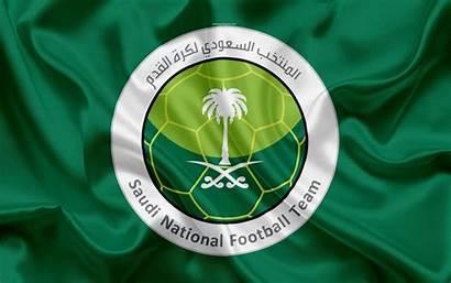 Arabia Saudi Football Team National Flag Emblem