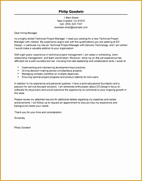 4 best practices resume cover letter free sles