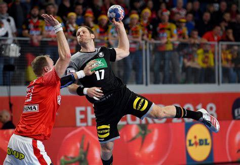Das land setzt sich aus der halbinsel jütland und 405 inseln zusammen. Handball-EM 2018: Deutschland gegen Dänemark im Live-Ticker   Handball