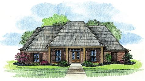 French Country House Plans Country House Plans With