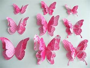 Wall decor ideas with paper recycled things
