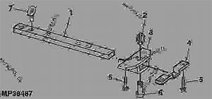 M123824 Drawbar - M123824