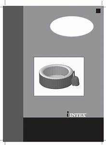 Handleiding Intex Pure Spa 28403