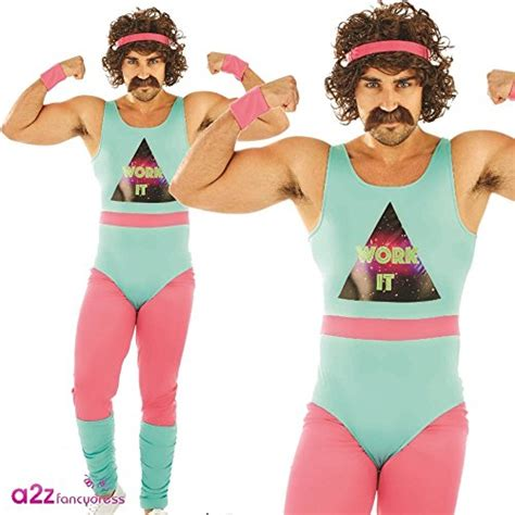 80s Costumes for Men at SimplyEighties.com