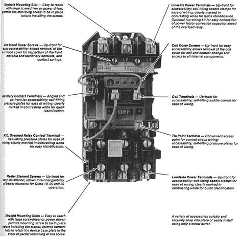 Electrical Technology What Motor Starter