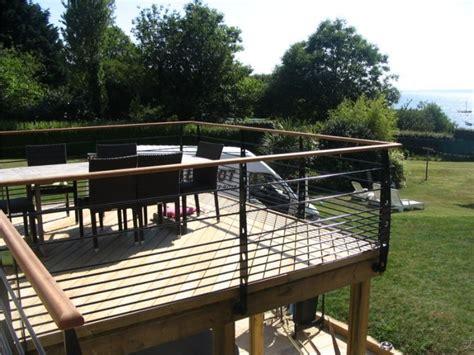 terrasse exterieure en bois 17 best images about terrasse on gardens and construction