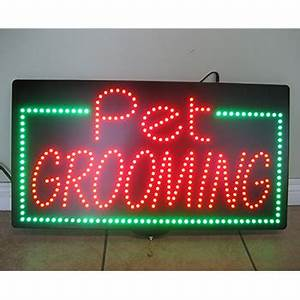 Drive Thru Open 24 hrs Arrow Left Animated LED Sign