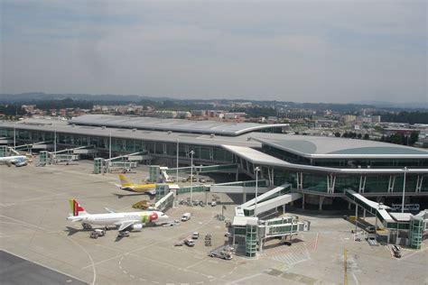 porto aeroporto porto airport portugal with the azores porto