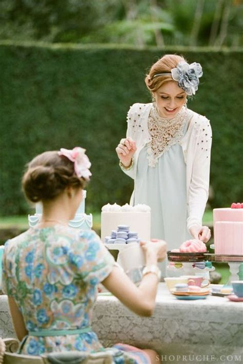 perfectly dreamy afternoon tea party ideas tea party