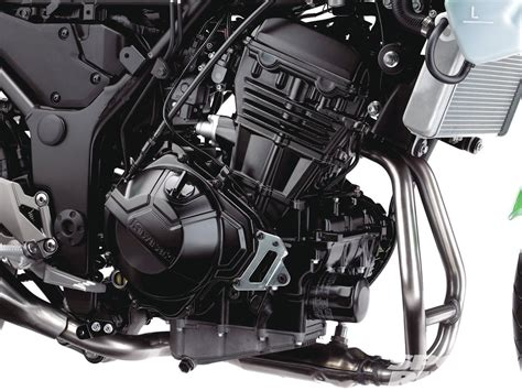 Kawasaki Ninja 300 Engine Moto Hd Wallpaper