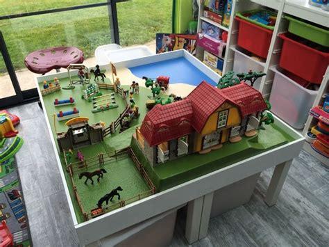 forums autres construire une table de jeux playmobil pour enfants mini cr 233 ateurs arc