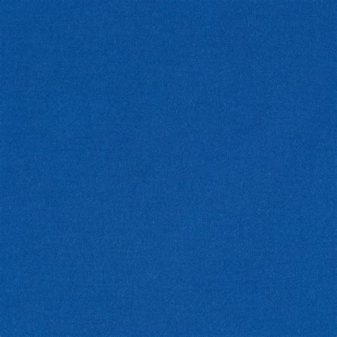 Blue Material Background by Telio Stretch Bamboo Rayon Jersey Knit Royal Blue