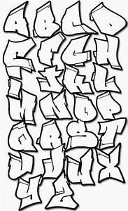 Graffiti Creator Styles: Graffiti Alphabet 3D