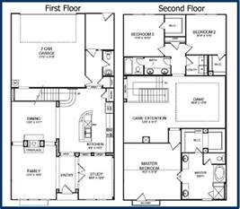 house plans 2 story the parkway luxury condominiums