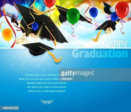 graduation background high res vector graphic getty images