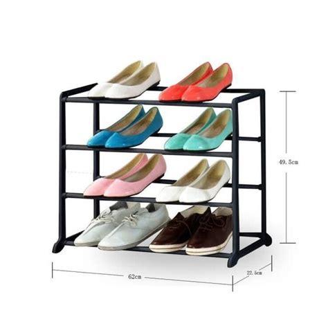 Jual Beli Rak Sepatu jual rak sepatu tempat simpan sepatu rak sepatu 4 tingkat