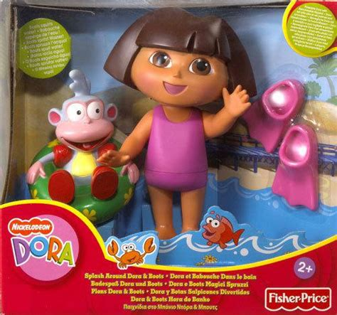 Bolcom  Fisherprice Dora & Boots Splash Around,mattel