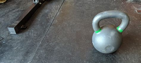 rep fitness kettlebells gym garage