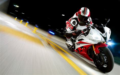 Free Motorcycle Race Yamaha Yzf R6 Racing Backgrounds For