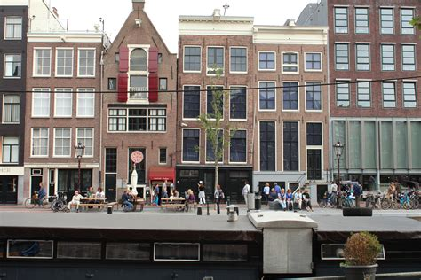 amsterdam casa frank frank s house in amsterdam and the power of void