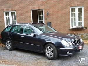 Mercedes Classe E Break Occasion : superbe mercedes classe e 220 cdi break ittre 1460 ~ Medecine-chirurgie-esthetiques.com Avis de Voitures
