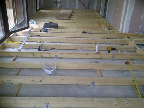 beton leger sur plancher bois 28 images plancher en bois avec isolant am 233 nagement de