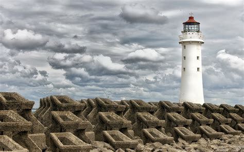 amazing lighthouse wallpaper