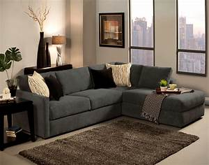Good small sectional sofa with chaise lounge 83 for ligne for 83 sectional sofa