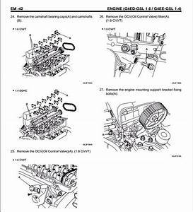 Manual De Taller Y Diagramas El U00e9ctricos Kia Rio 2004