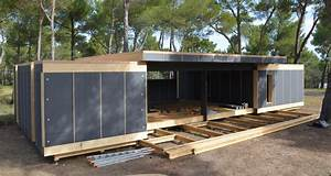 pop up house la maison en kit a monter soi meme avec With maison a finir soi meme 6 maison ossature bois en kit pour autoconstruction