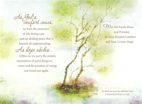 Memorial cards are referred to by a variety of names. What to say in a Meaningful Sympathy Cards