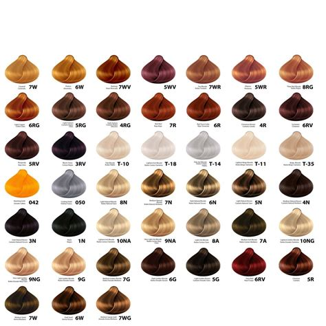 wella color charm permanent gel hair color
