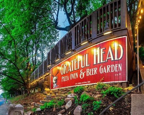 Grateful head pizza oven & beer garden. Pin on Trips to take