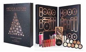 Makeup revolution julkalender 2017