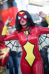 19 best images about Spider-Woman (Jessica Drew) Cosplays ...