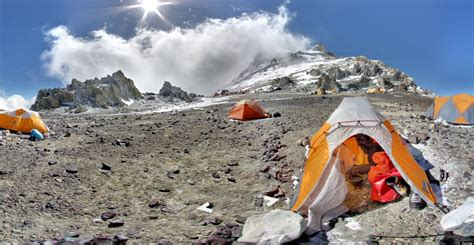 google mountains street highest everest kilimanjaro aconcagua mt maps base views tallest africa camp destinations extreme goes yet its most