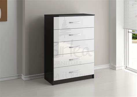 lynx  drawer chest crendon beds furniture