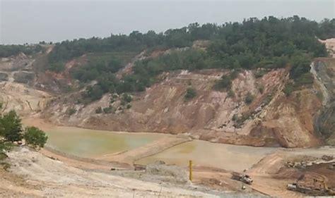 daftar daerah penghasil timah  indonesia geologinesia