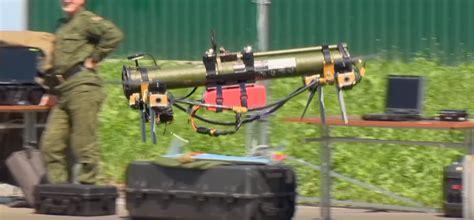 belarus military demonstrates drone rocket launcher wetalkuavcom