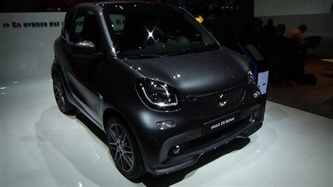 2019 Smart Eq Fortwo Brabus Style