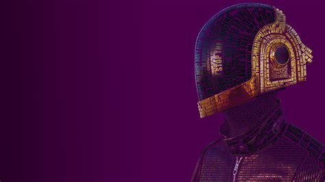 Daft Punk Typography Music Artwork wallpaper | 1920x1080 ...