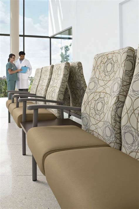 waiting room furniture the series includes individual chairs for patient rooms