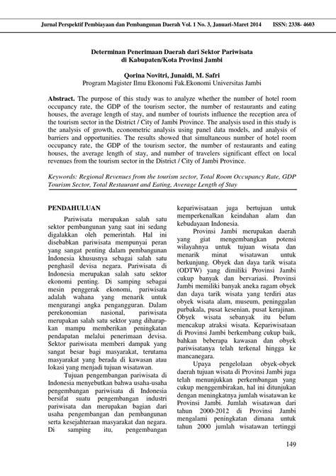 Jurnal qorina (hal 149 158) by Jurnal Perspektif