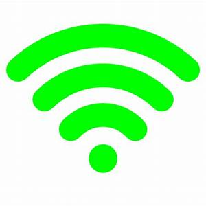 Free lime wifi icon - Download lime wifi icon