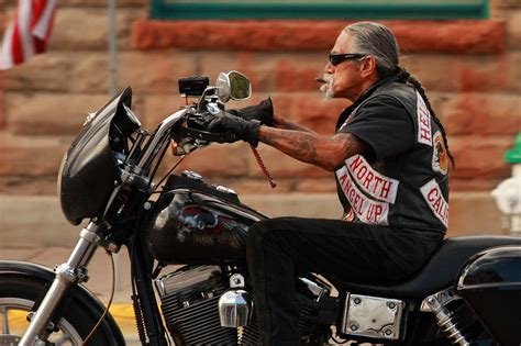 Motorcycle Gangs Still Riding High