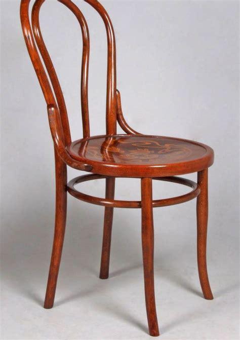 chaises thonet célèbre et indémodable chaise thonet n 14 meuble et