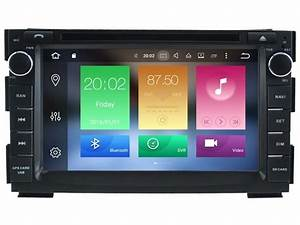 Android 6 0 Car Audio Dvd Player For Kia Ceed  2010 2012