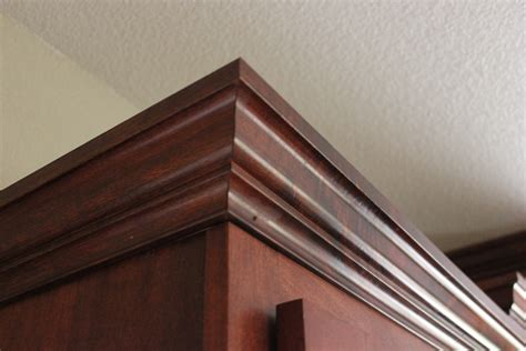 crown molding on top of cabinets cutandcrown fast easy accurate its how to install