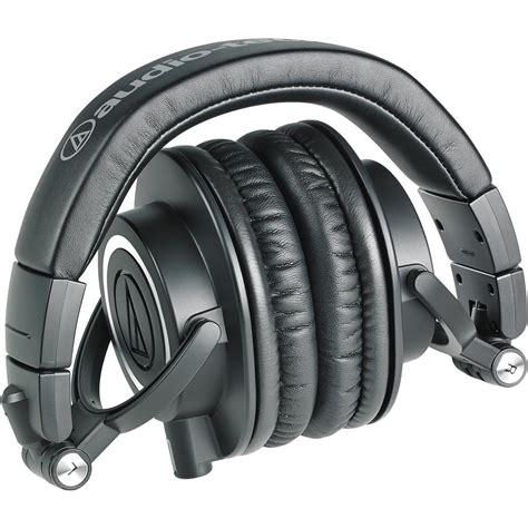 Audio Technica ATH-M50X Professional Monitor Headphones ...